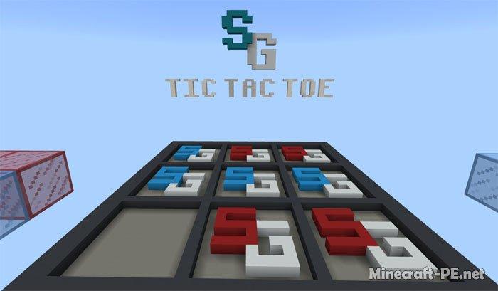 Карта SG Tic Tac Toe (Мини-игра)