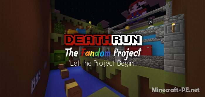 Карта DeathRun: The Fandom Update (Мини-игра)