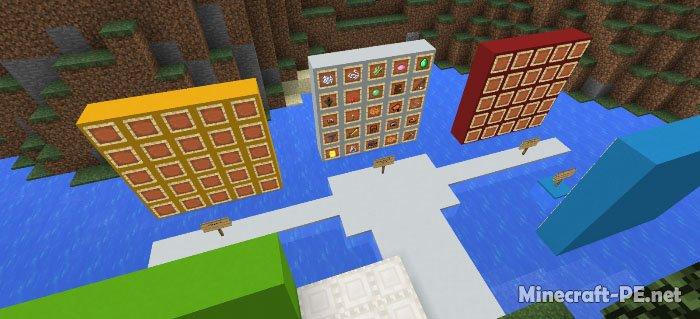 Карта Survival Bingo (Мини-игра)