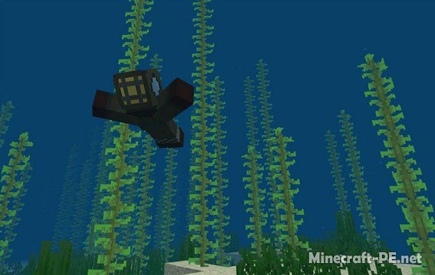 Мод Mysterious Sea  [1.4+] (Морские просторы)