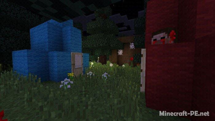 Карта Midnight Dawn (Мини игра) (Выживание)