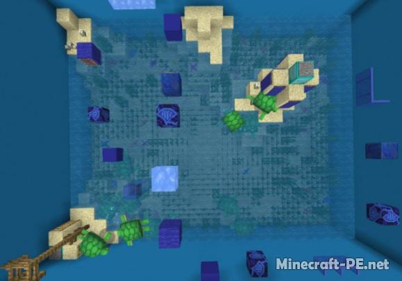 Карта Aquatic Parkour (Паркур)