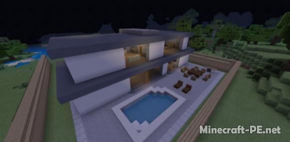 Карта Woodlux Modern House (Творчество)