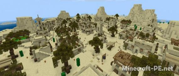 Карта SG Hide and Seek: Desert (Мини-игра)