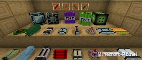 Мод TNT++ [1.6] [1.5] (Динамиты)