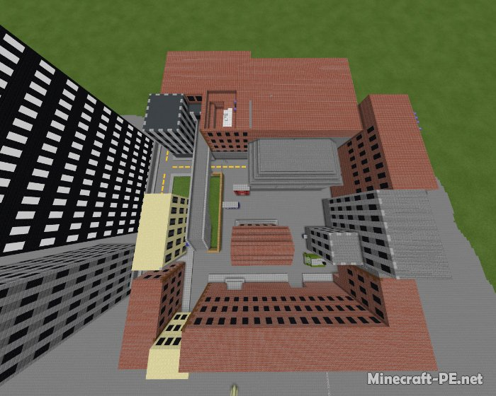 Карта cs_assault_big_kit (Мини-игра)