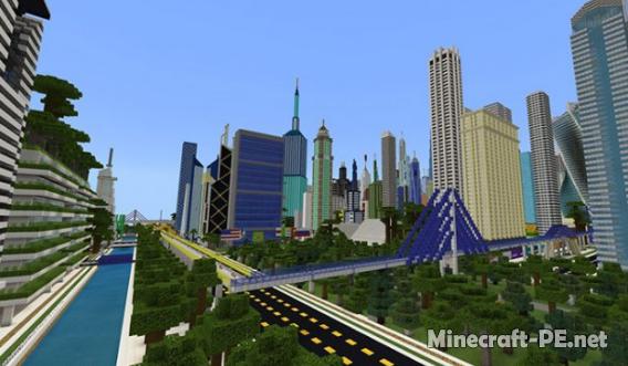 Карта Megapolis (Мини-игра)