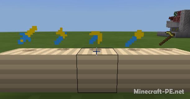 Текстурпак MazinPack Texture Pack 1.9 (8×8)