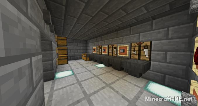 Карта Prison [Creation] 1.9 (Постройка