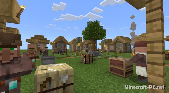 Карта Artificial Village 1.11 (Постройка)