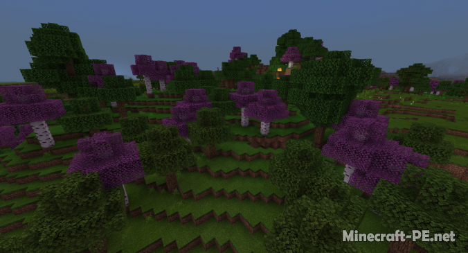 Текстуры Wonderful Biomes Resource Pack 1.10 (х32)