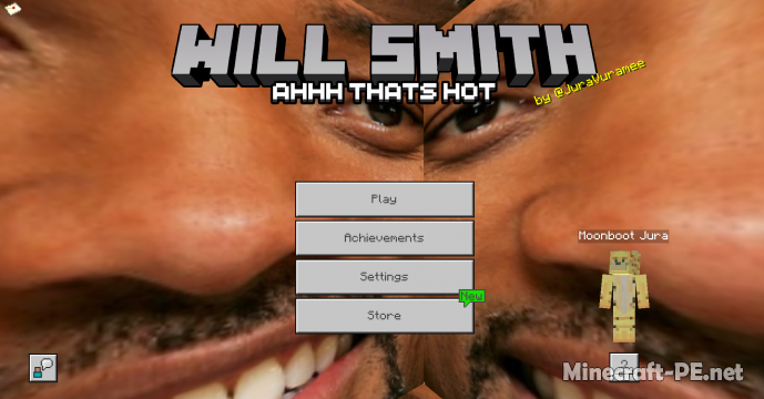 Текстуры Will Smith HD (х512)