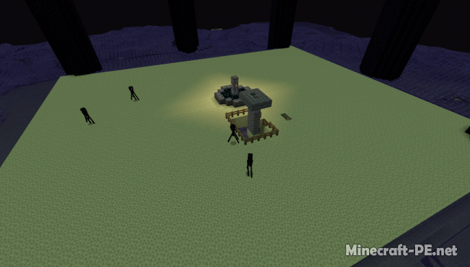 Карта EckoSoldier's Last Ever Minecraft 360 1.10 (Выживание)