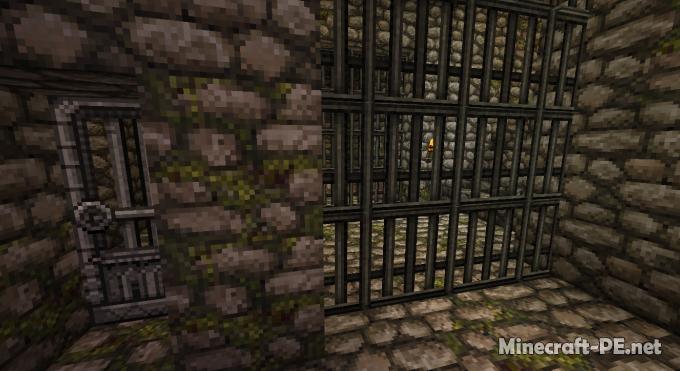 Карта Dungeon Escape 1.10 (Приключение)