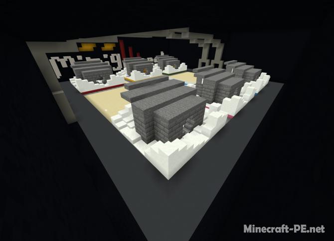 Карта BEMZ's Minigame Mashup 1.11 (Мини-игра)