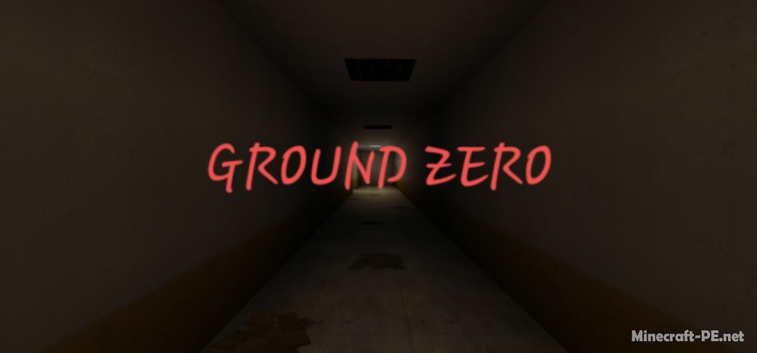 Карта Ground Zero 1.11 (Хоррор)