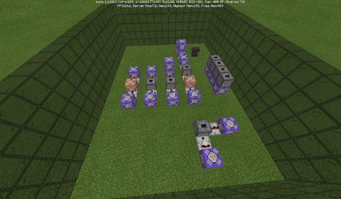 Карта Black Clover Magic 1.14 (Механизм)