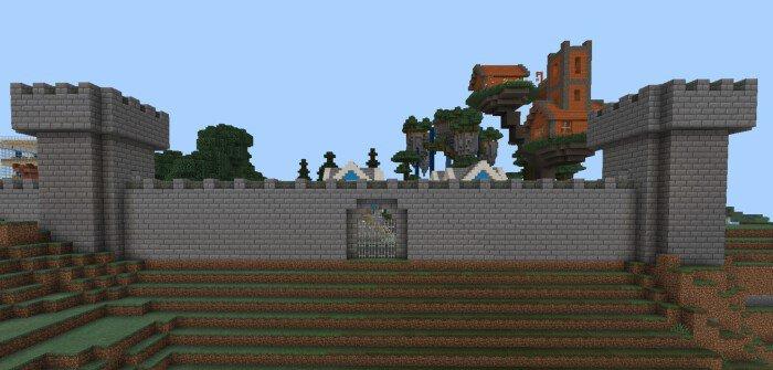 Карта FortressVille – Mansions, Fortress 1.14-1.12 (Особняки, крепости, бункеры)