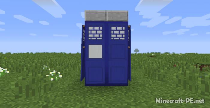 Карта Accurate, Working 11th Doctor's TARDIS 1.14-1.9 (На прохождение)]