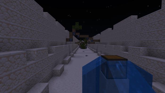 Карта 100 Blocks Mini CTM 1.14/1.12 (На прохождение)