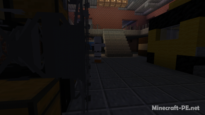 Карта The Abandoned: Warehouse (Глава 2) 1.14/1.12 (Хоррор)