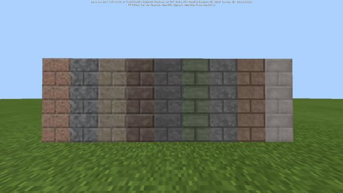 Мод Underground Biomes 1.14-1.12 (Новые биомы)