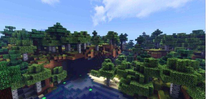 Мод Enhanced Biomes 1.14/1.13 (Новые биомы)