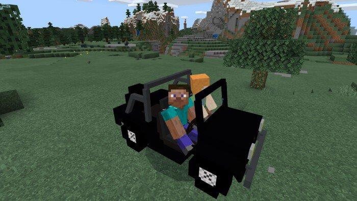 Мод Jeep! 1.13-1.11 (Джипы)]