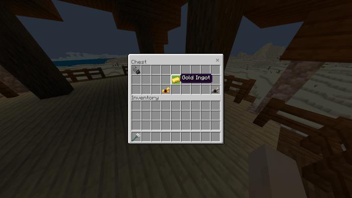 Мод Randomized Loot Table 1.14-1.12 (Новая система лута)