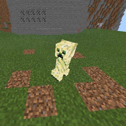 Мод Many Creepers 1.14-1.12 (Уникальные криперы)