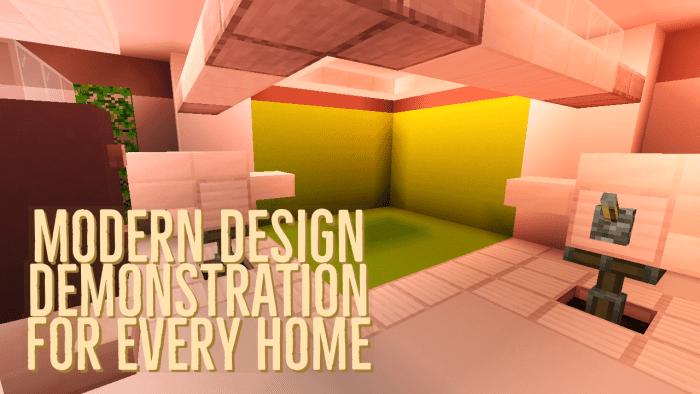 Карта Modern Interior Ideas 1.14/1.13 (Современный интерьер)