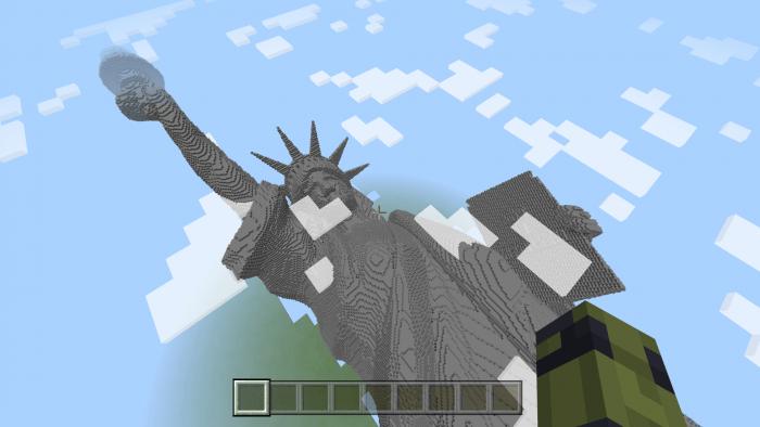 Карта Statue of Liberty 1.14-1.12 (Статуя свободы)