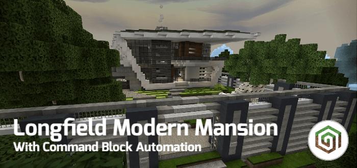 Карта Longfield Modern Mansion 1.14-1.9 (Постройка)]