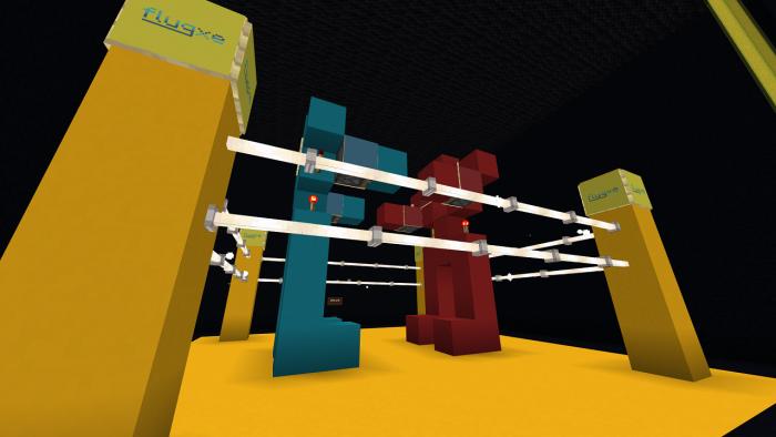 Карта Rock' Em Sock' Em Robots 1.14-1.6 (Мини-игра)