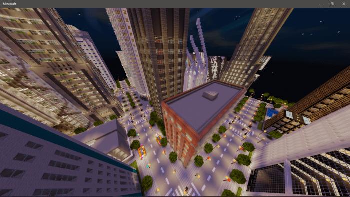 Карта High Rossferry – A Realistic Modern City 1.14-1.12 (Современный город)