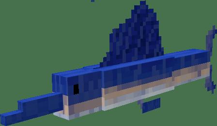 Мод Aquatic++ 1.13/1.12 (Новые подводные мобы)