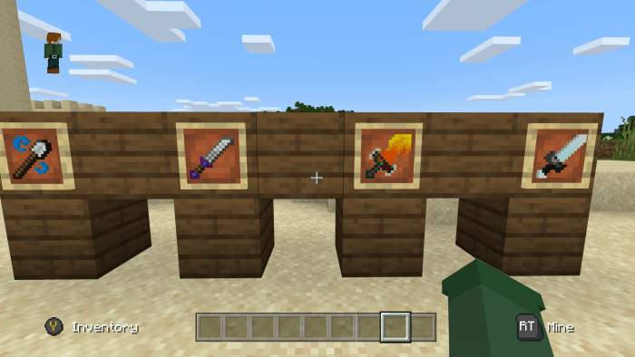 Мод Ice and Fire Inspired Forging 1.13/1.12 (Броня, оружие и предметы)