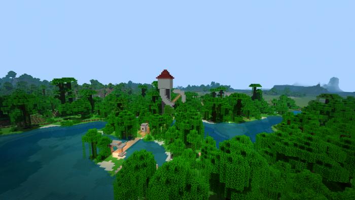 Карта Redemption Realm S2 1.9+ (Крепость, замок, бункер)