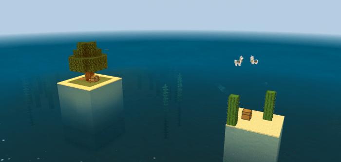 Карта Toxic Islands 1.14-1.12 (Выживание)]
