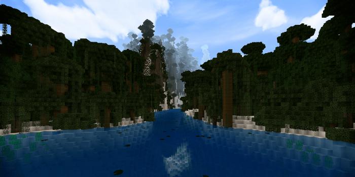 Карта Jungle Island, Caribbean 1.9+ (Выживание)