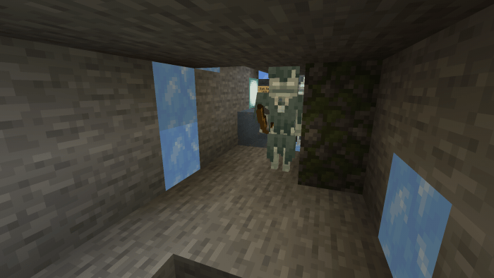 Карта Ice Cave Escape 1.14-1.10 (На прохождение)]
