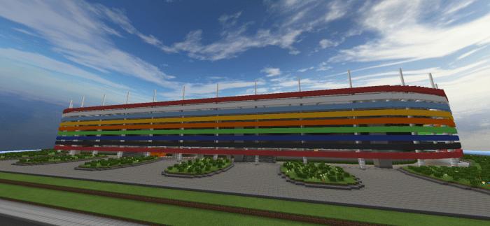Карта Social Stadium 1.14/1.13 (Большой стадион)]