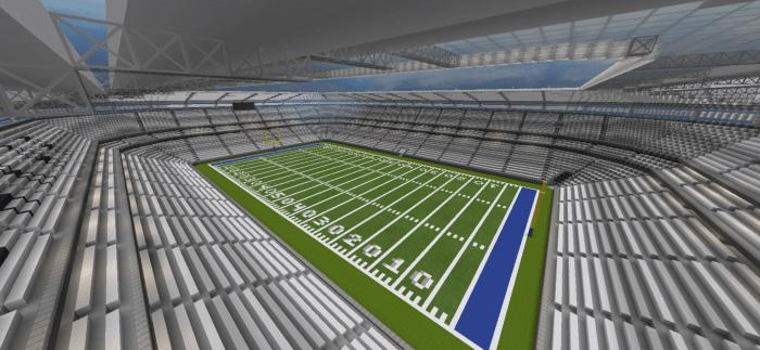 Карта Social Stadium 1.14/1.13 (Большой стадион)