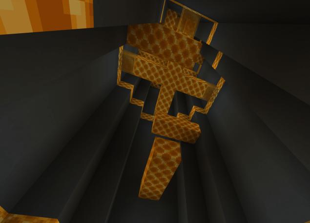 Карта Honey Block 1.14 (Паркур)