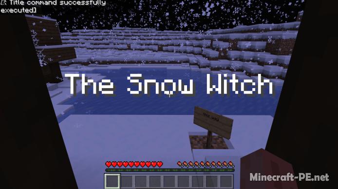 Карта The Snow Witch 1.14-1.6 (Приключение)