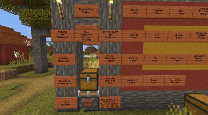 Карта Community Castle 1.13 (Постройка)