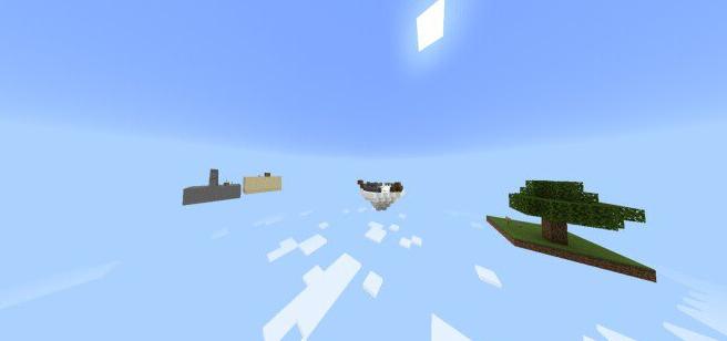 Карта SkyMas 1.13 (На прохождение)