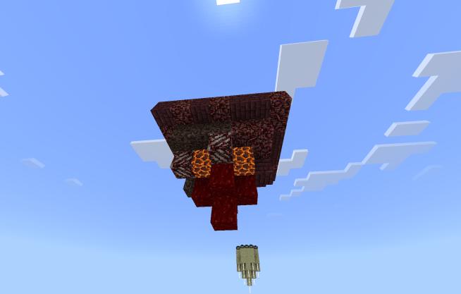 Карта Boneblock 1.14/1.13 (Выживание)