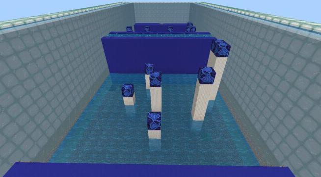 Карта Elemental Parkour 1.13 (Паркур)