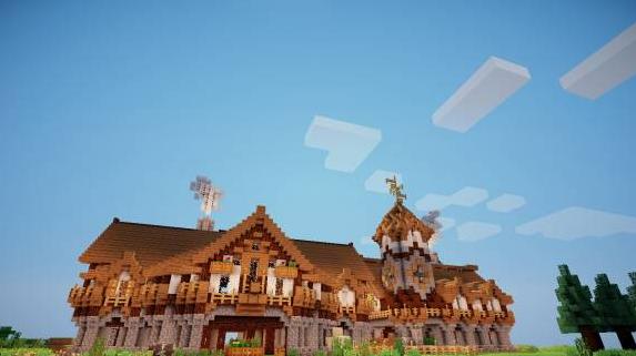Карта PP – Medieval Houses 2 (Постройка)]